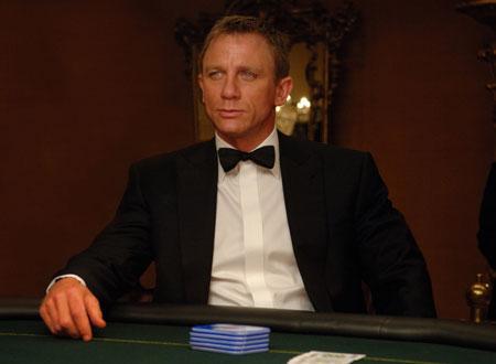映画「007 カジノロワイアル(2006)」